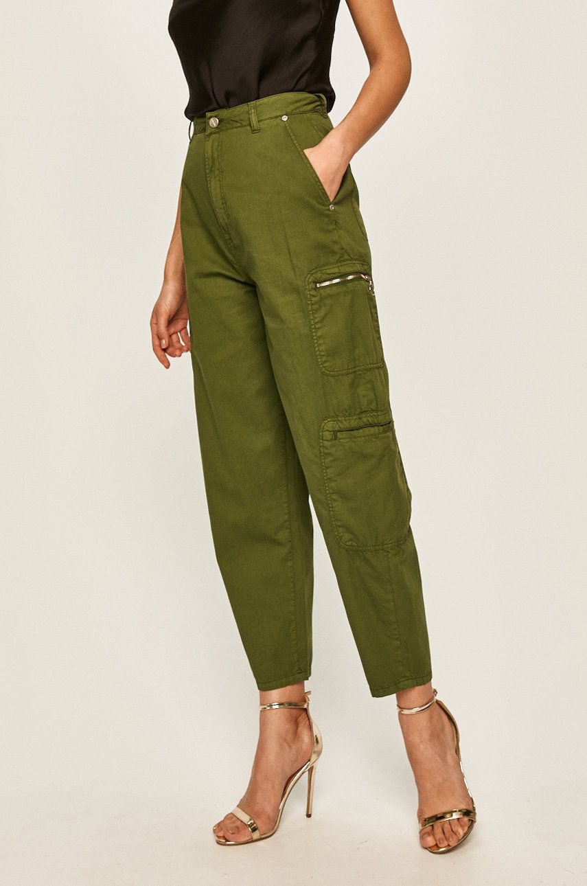 Pepe Jeans - Pantaloni Avryl x Dua Lipa