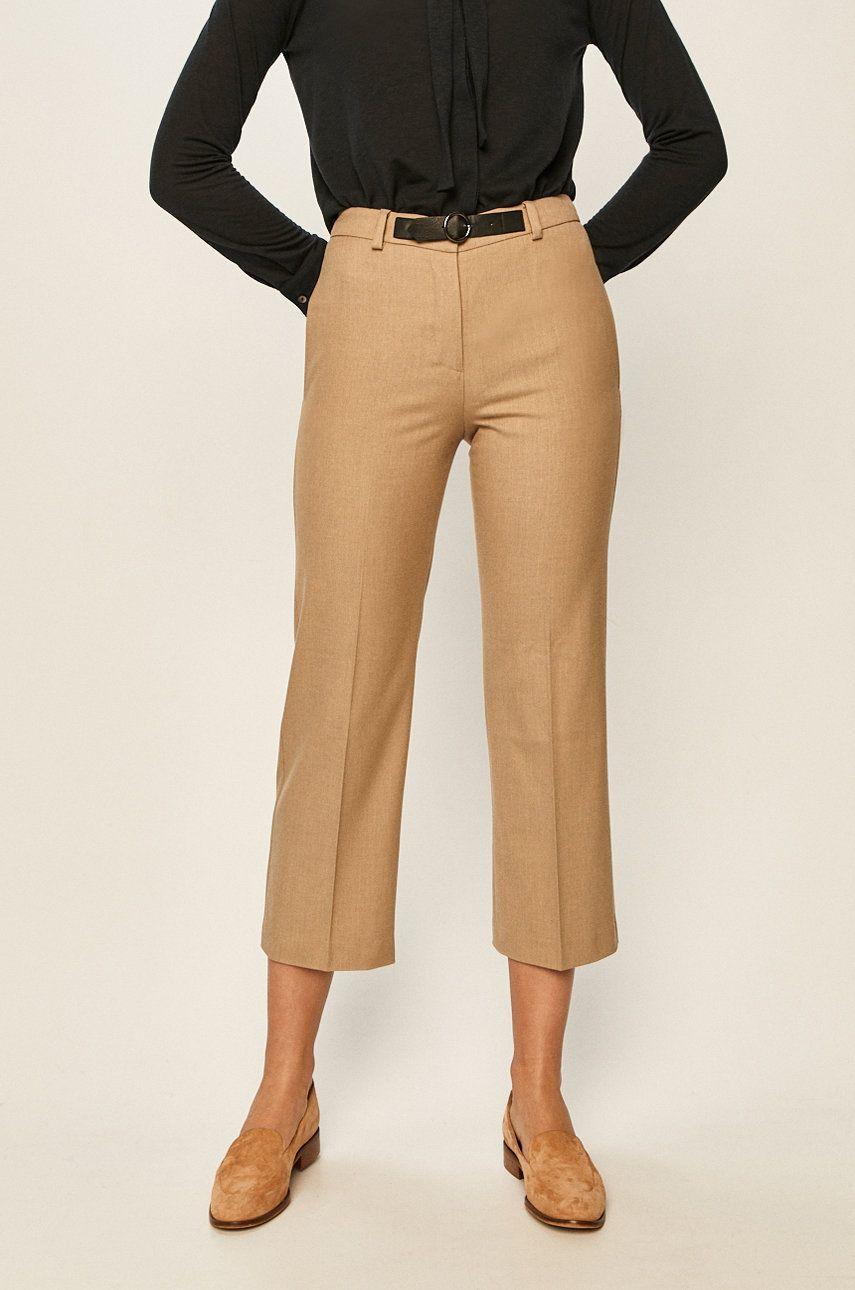 Stefanel - Pantaloni poza answear
