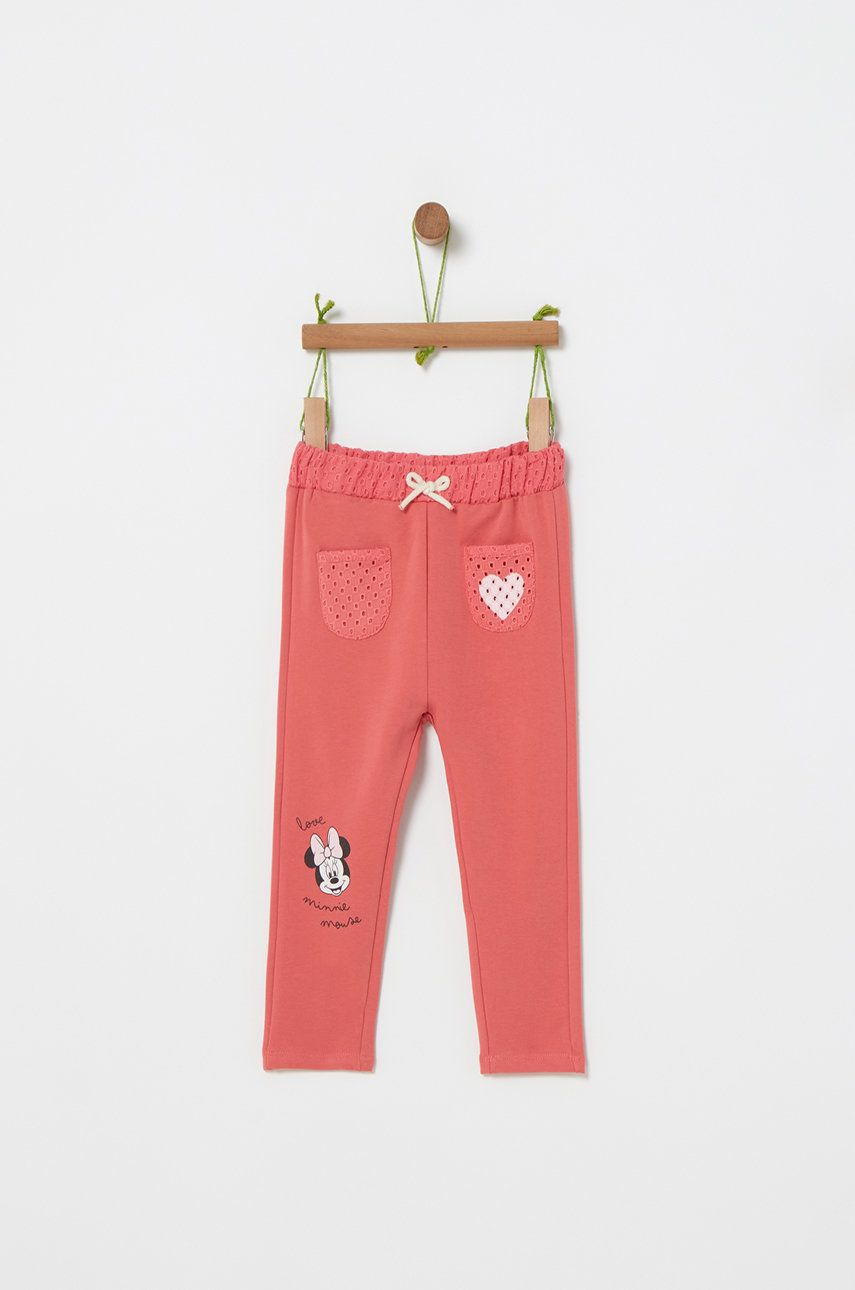 OVS - Pantaloni copii x Disney 74-98 cm imagine answear.ro