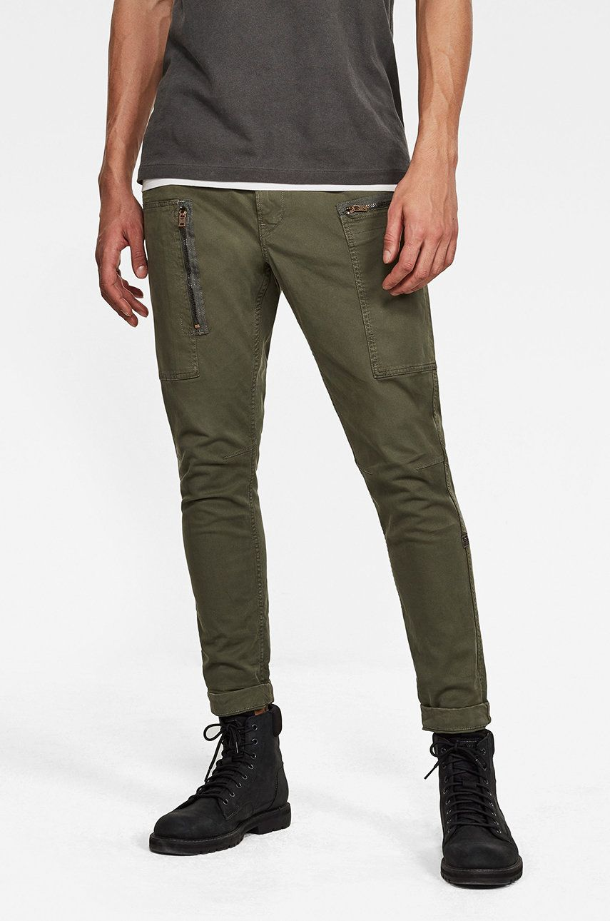 G-Star Raw - Pantaloni D16214.C096