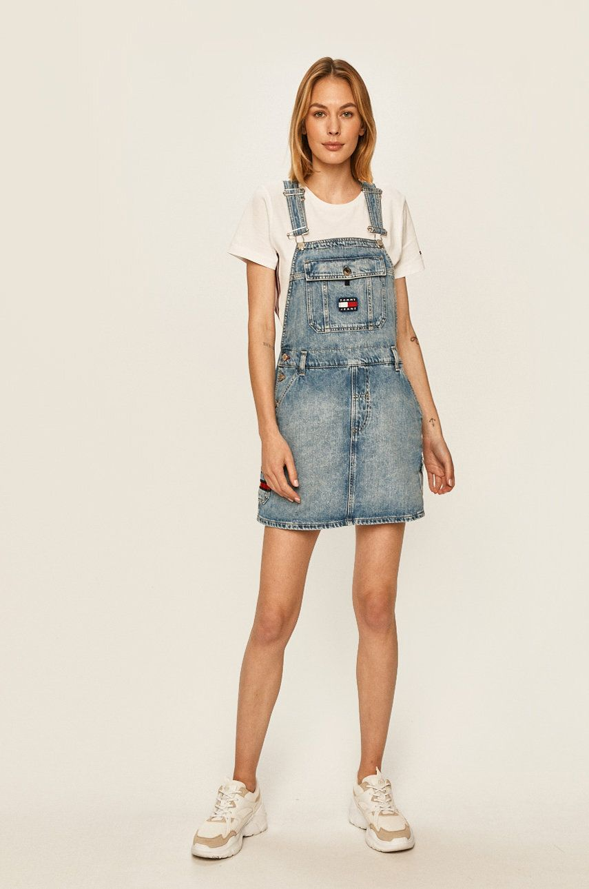 Tommy Jeans - Rochie jeans