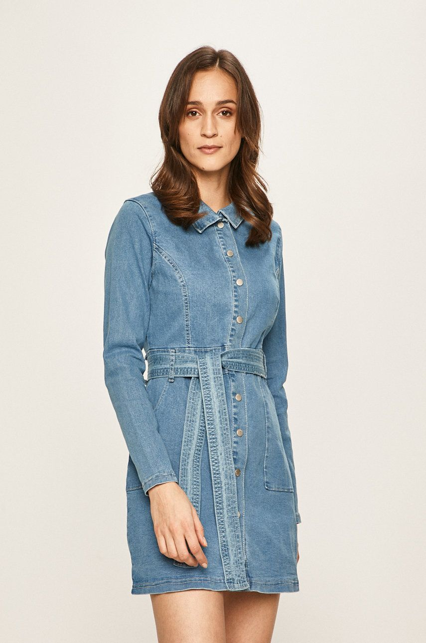 Glamorous - Rochie jeans