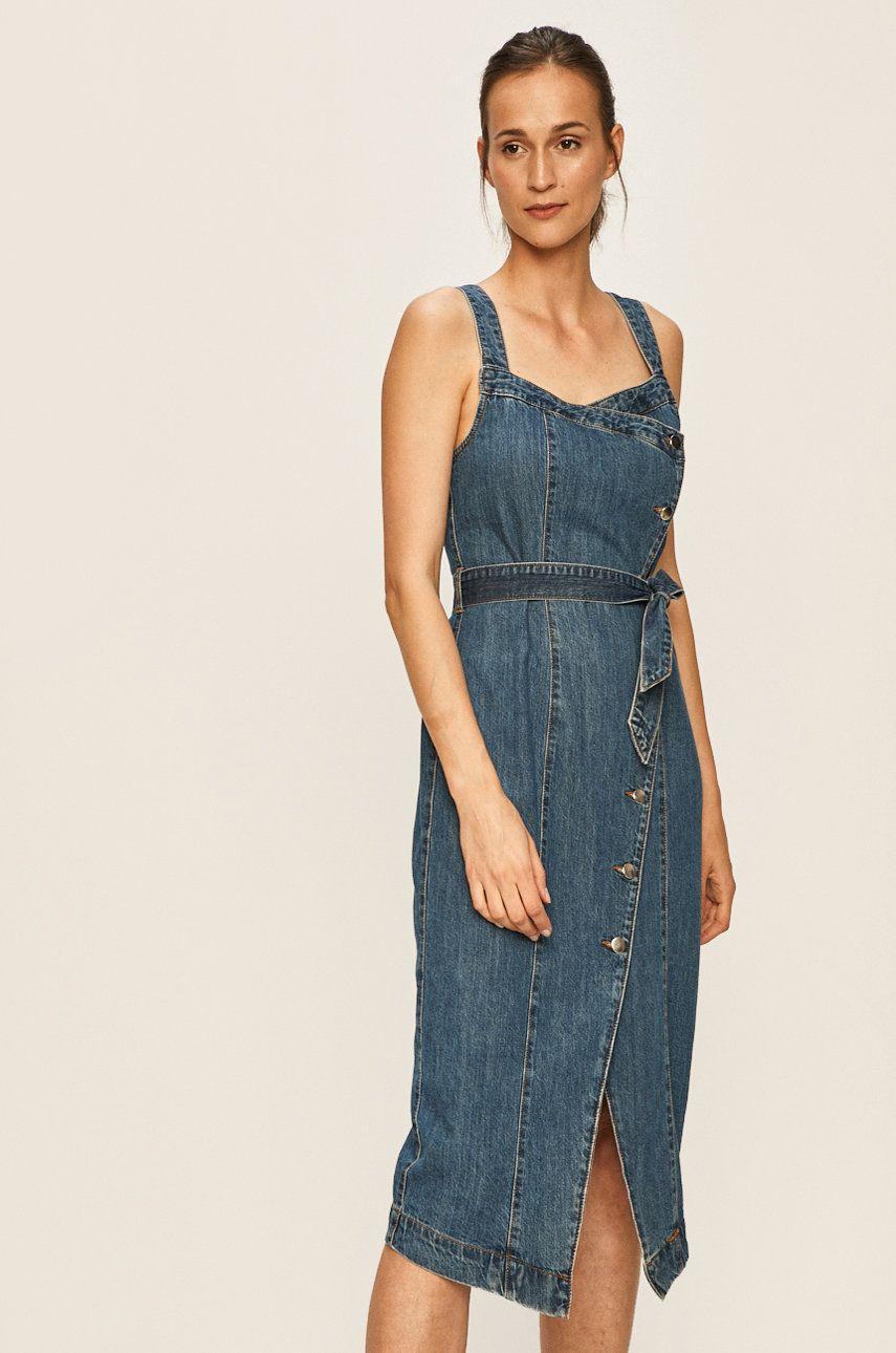 Vero Moda - Rochie jeans