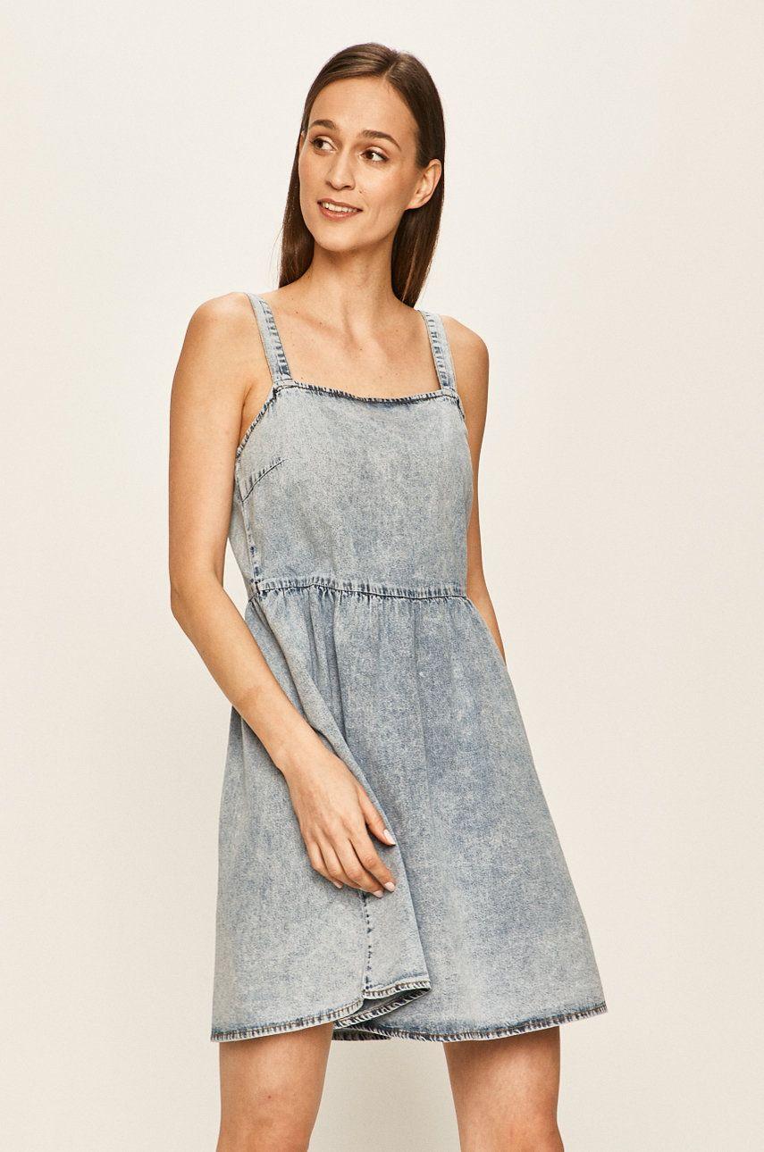 Vila - Rochie jeans
