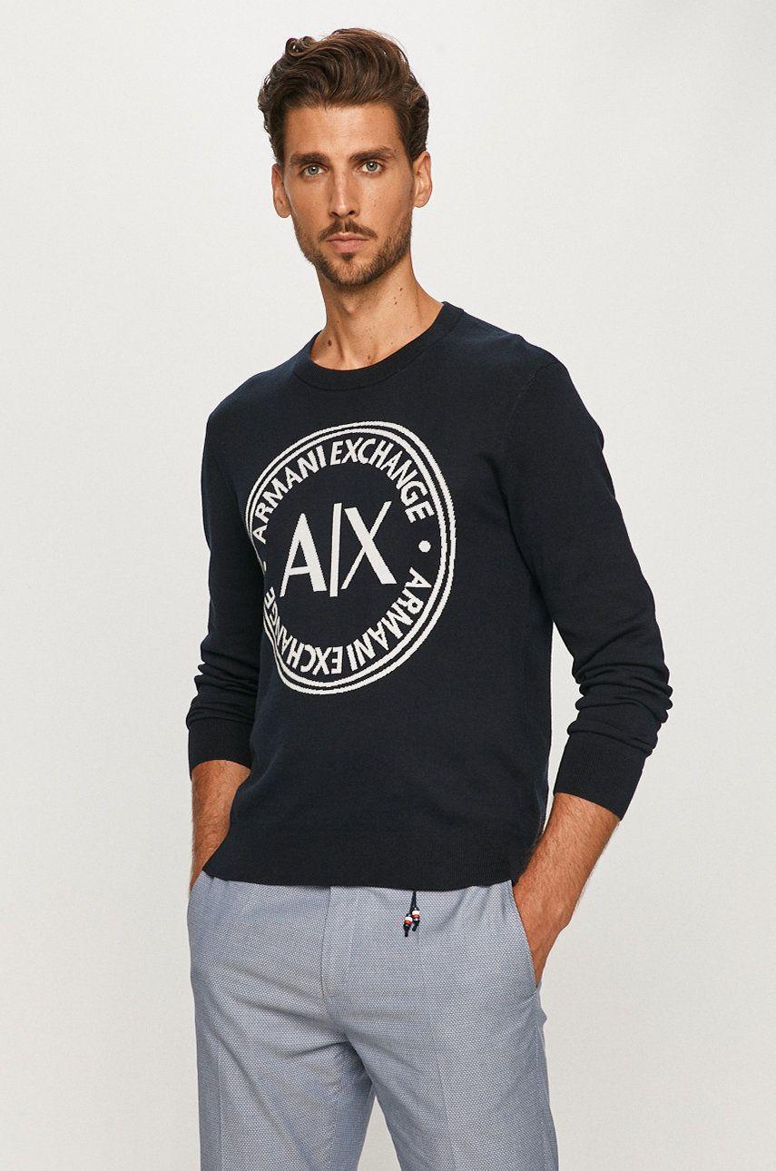 Armani Exchange - Pulover imagine