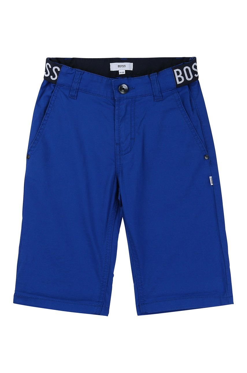 Boss - Pantaloni scurti copii 116-152 cm poza answear
