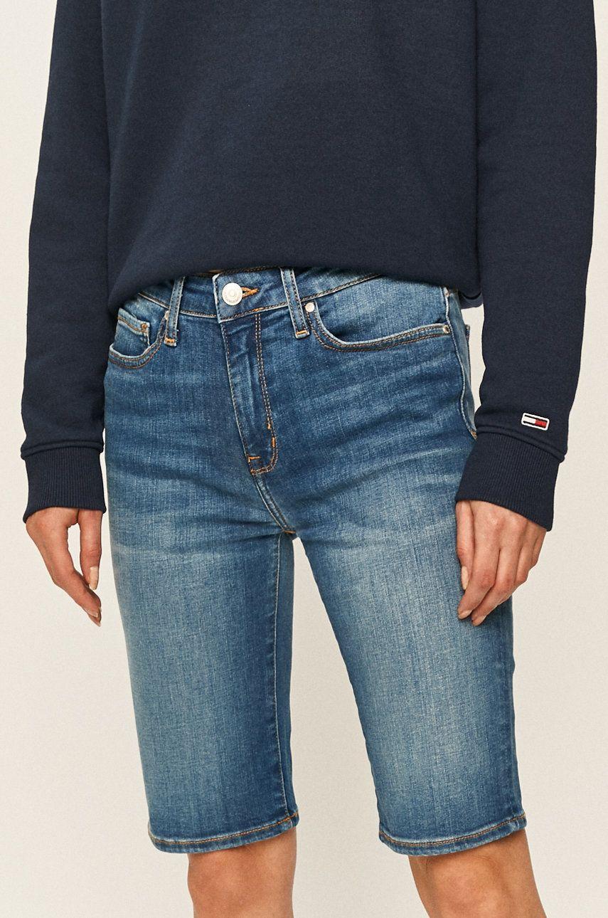 Tommy Hilfiger - Pantaloni scurti jeans