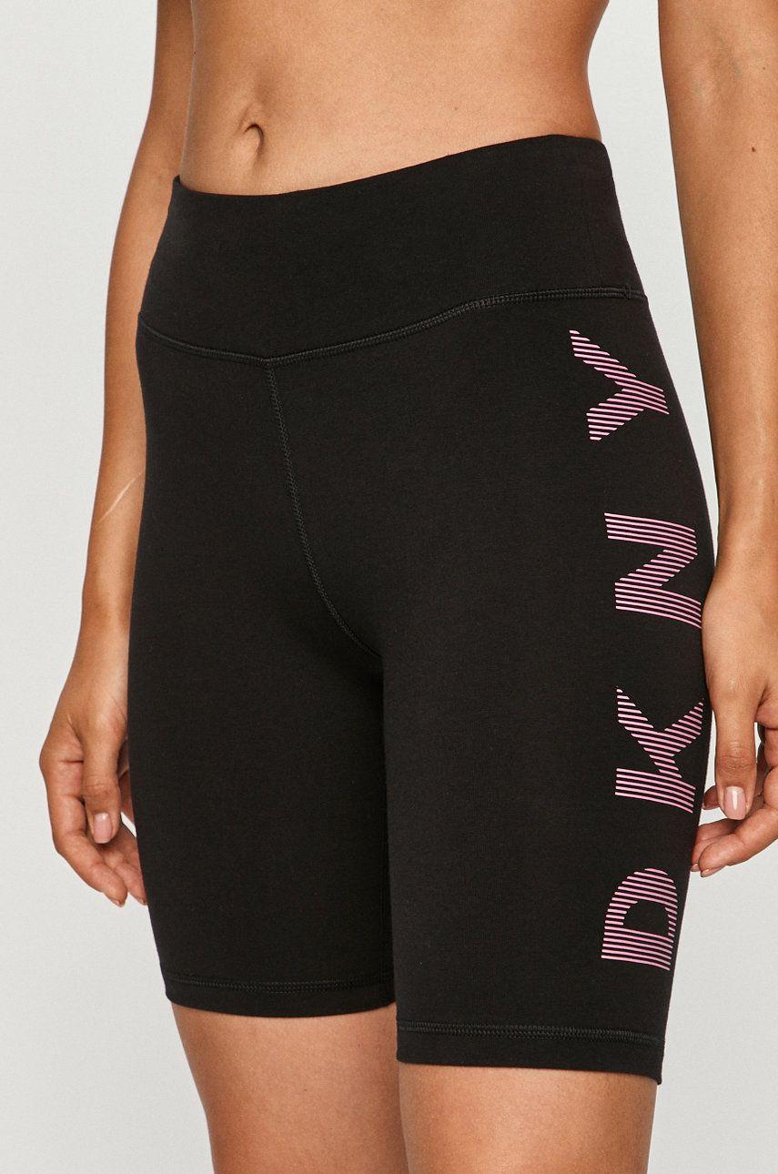 Dkny - Pantaloni scurti poza answear