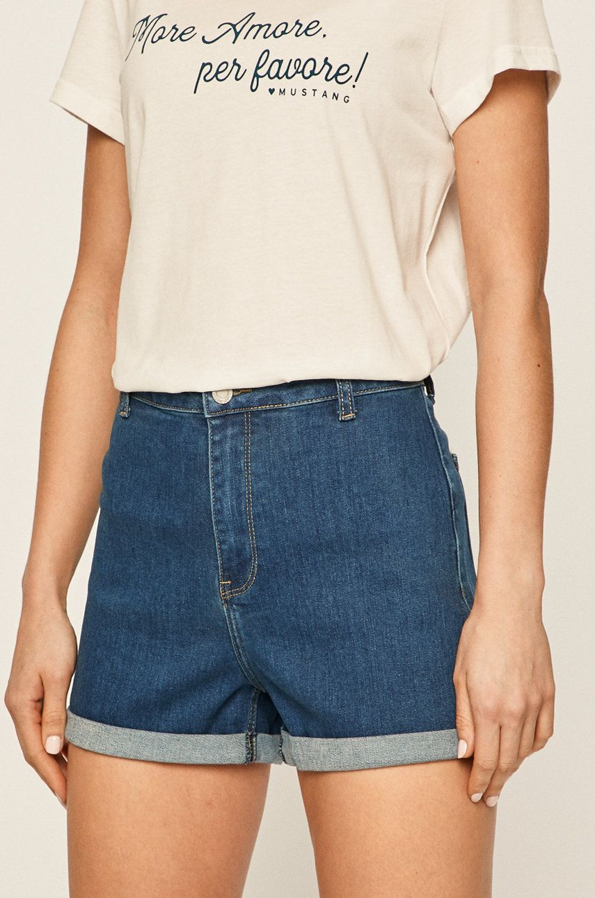 Brave Soul - Pantaloni scurti jeans poza