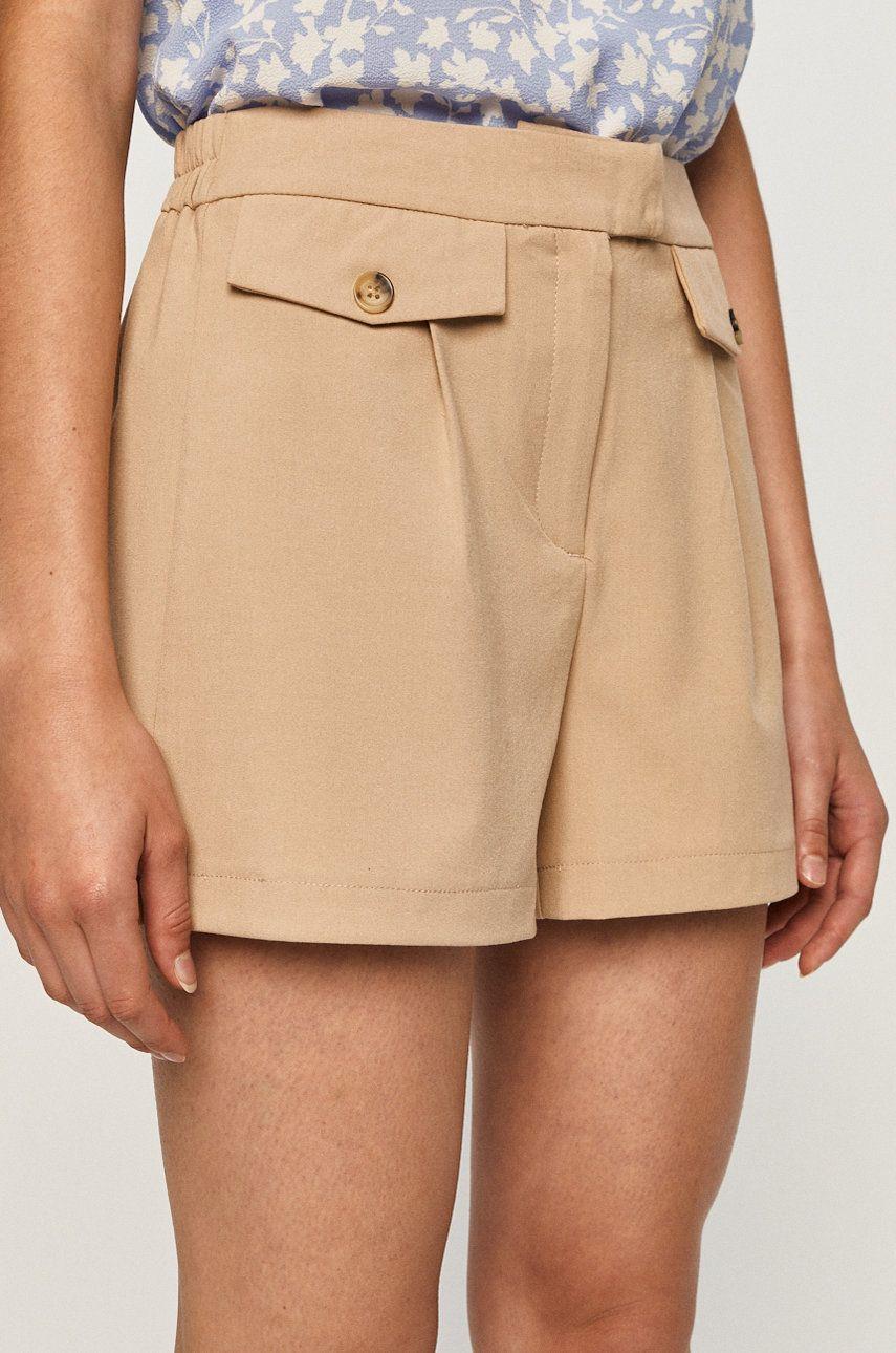 Vero Moda - Pantaloni scurti imagine answear.ro 2021