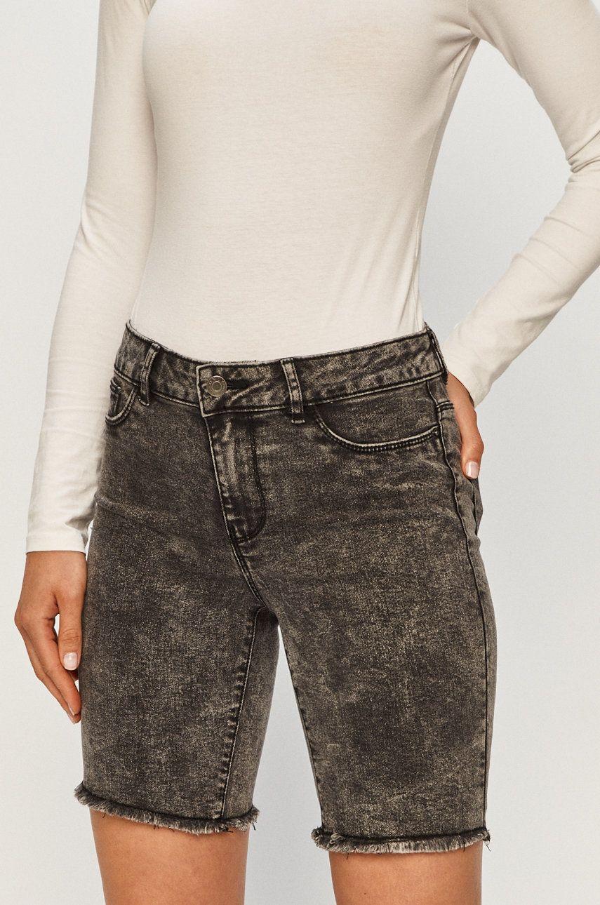 Only - Pantaloni scurti jeans