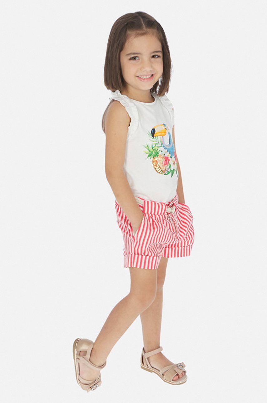 Mayoral - Pantaloni scurti copii 92-134 cm imagine answear.ro 2021