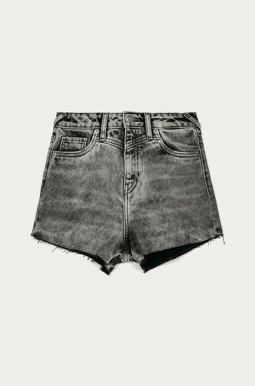 Pepe Jeans - Pantaloni scurti copii Roxie 140-180 cm answear.ro