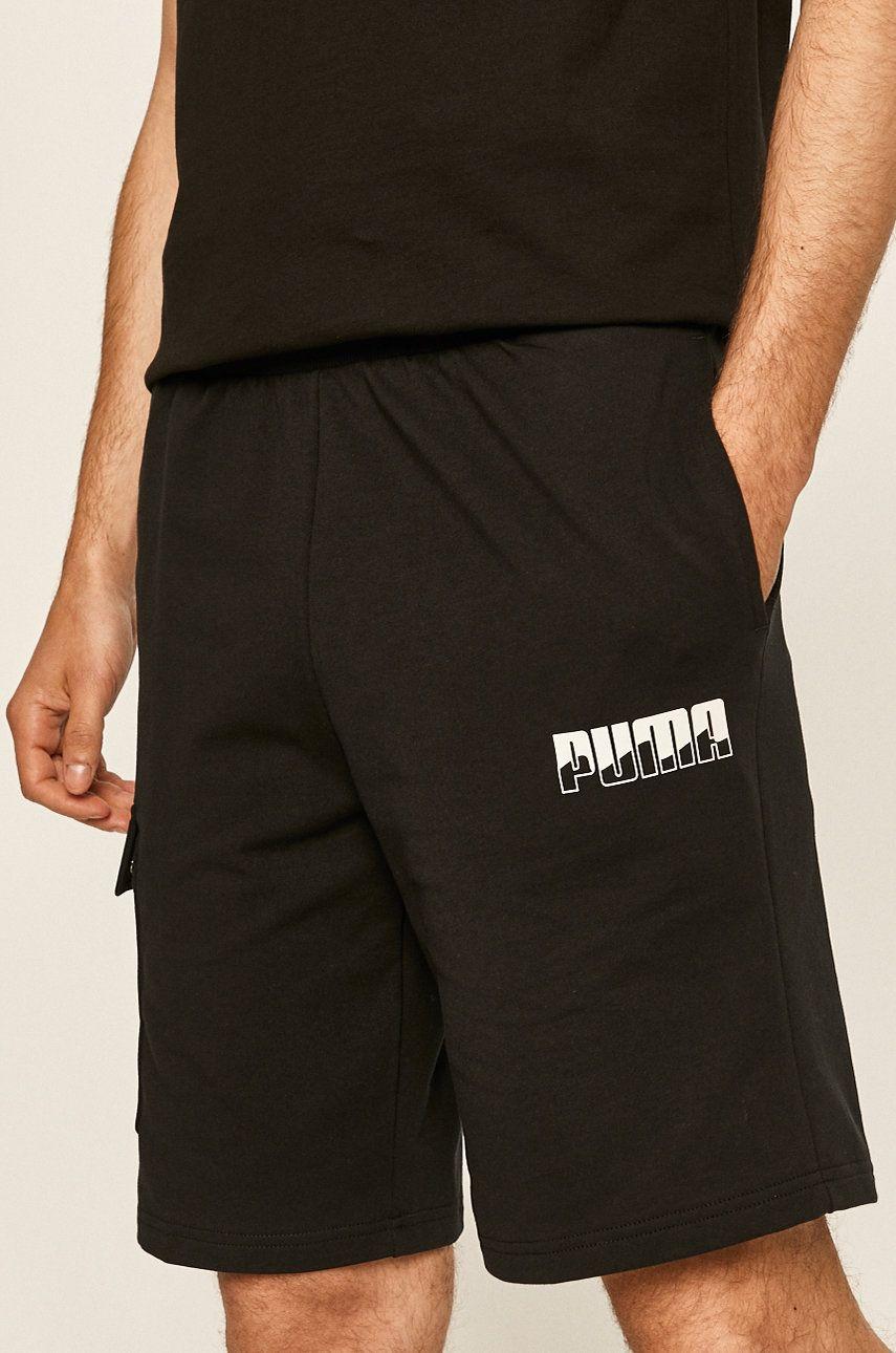 Puma - Pantaloni scurti poza answear