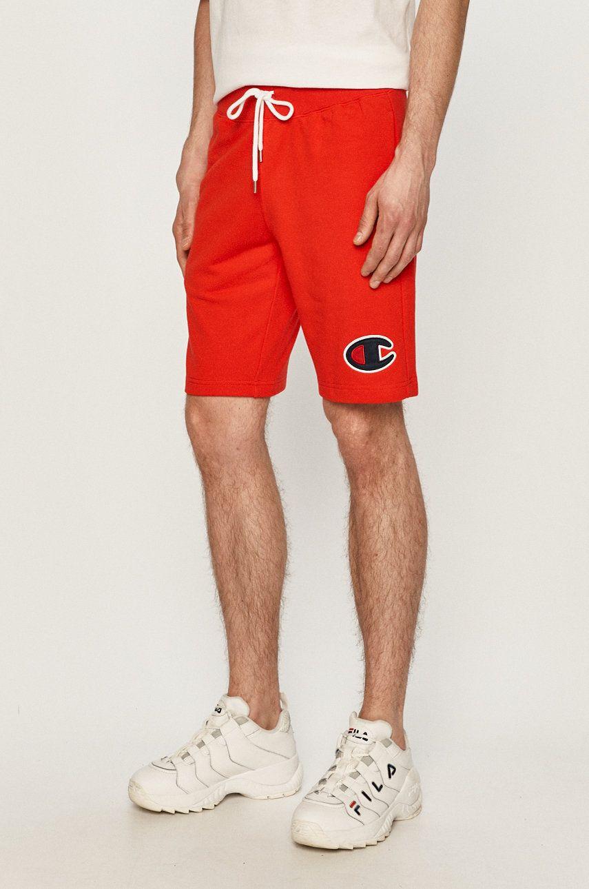 Champion - Pantaloni scurti imagine answear.ro 2021