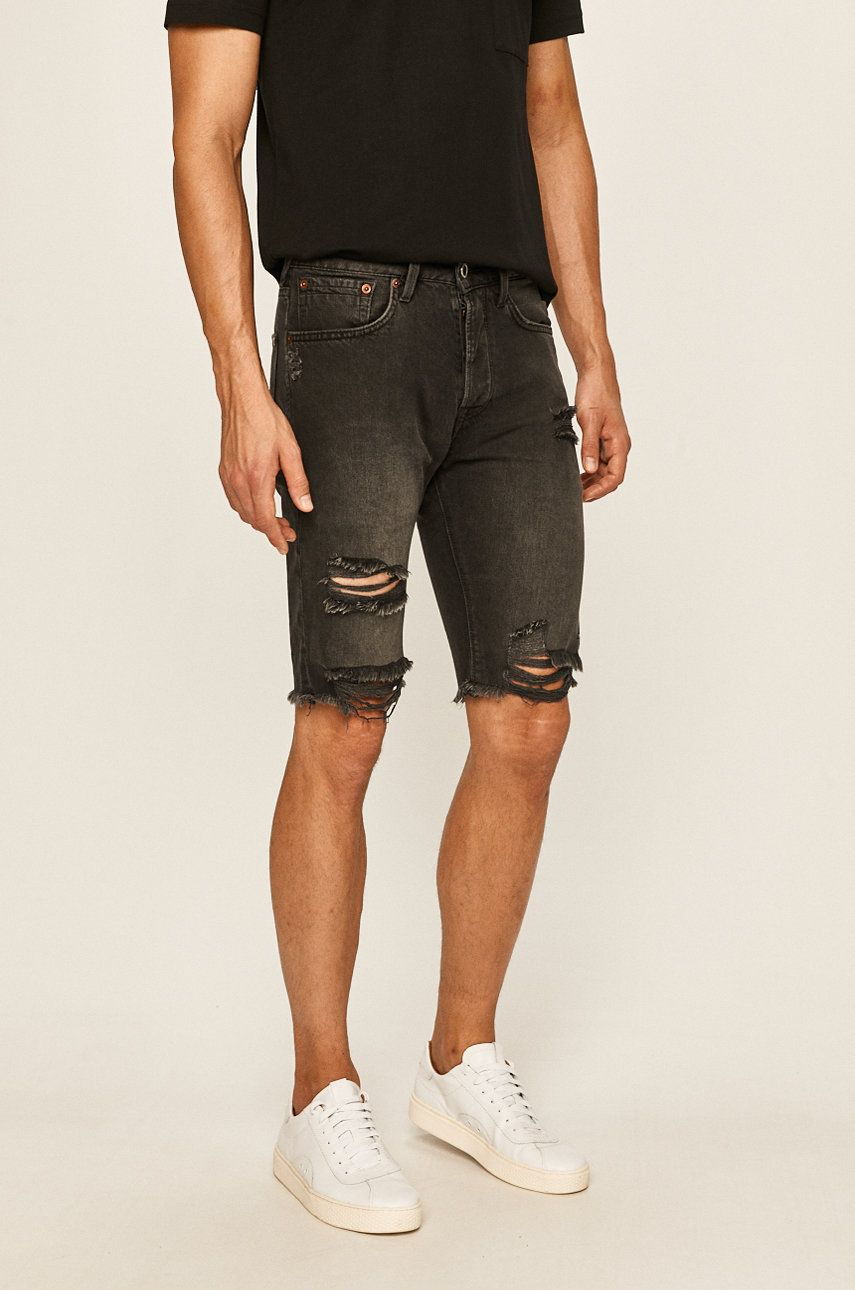 Pepe Jeans - Pantaloni scurti Stanley poza answear