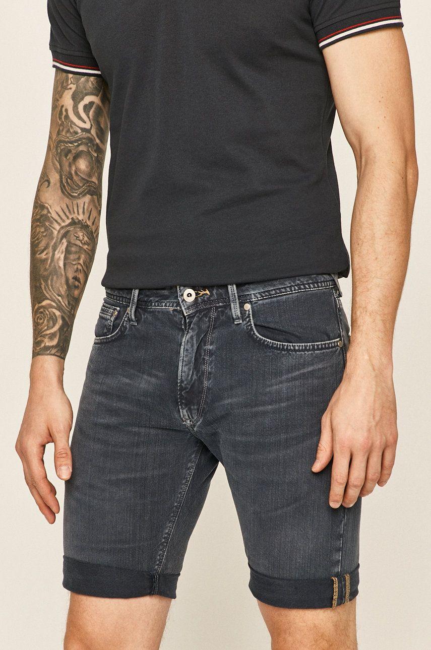 Pepe Jeans - Pantaloni scurti jeans Stanley imagine