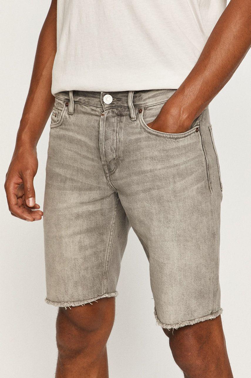 AllSaints - Pantaloni scurti jeans Switch