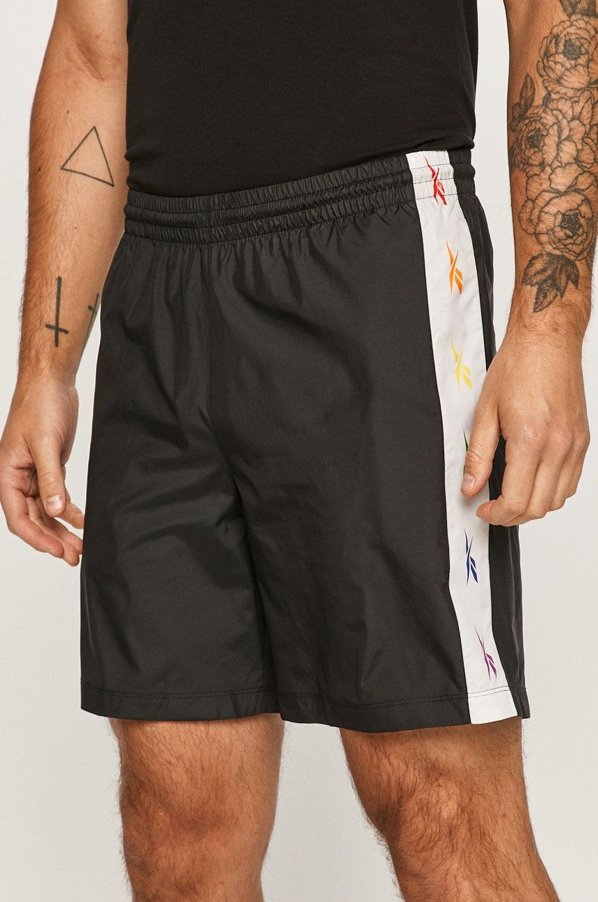Reebok - Pantaloni scurti imagine answear.ro 2021