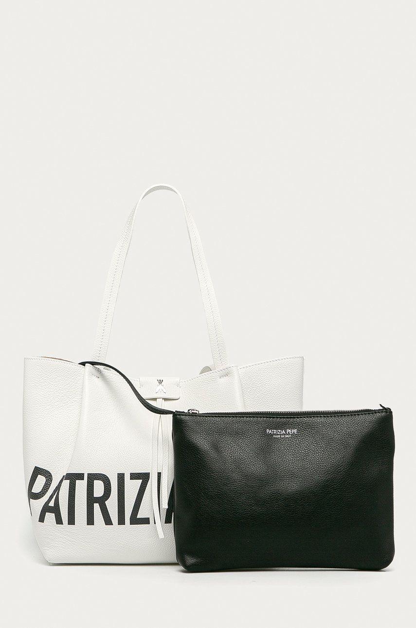 Patrizia Pepe - Kožená kabelka