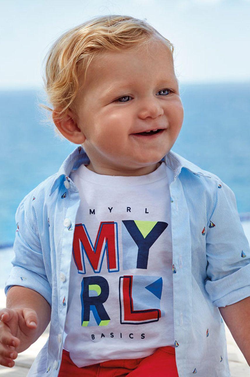 Mayoral - Tricou copii 68-98 cm answear.ro