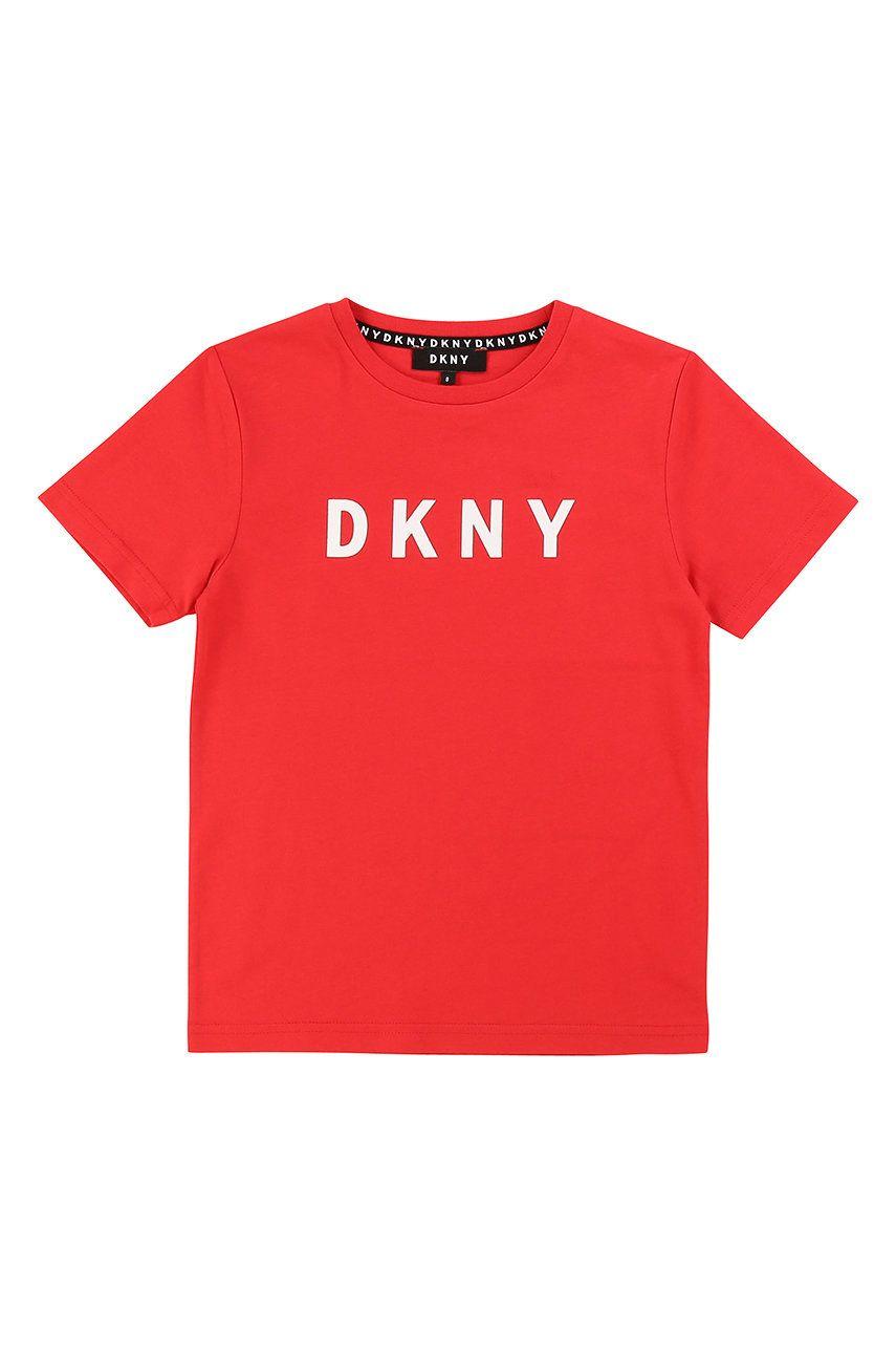 Dkny - Tricou copii 116-152 cm