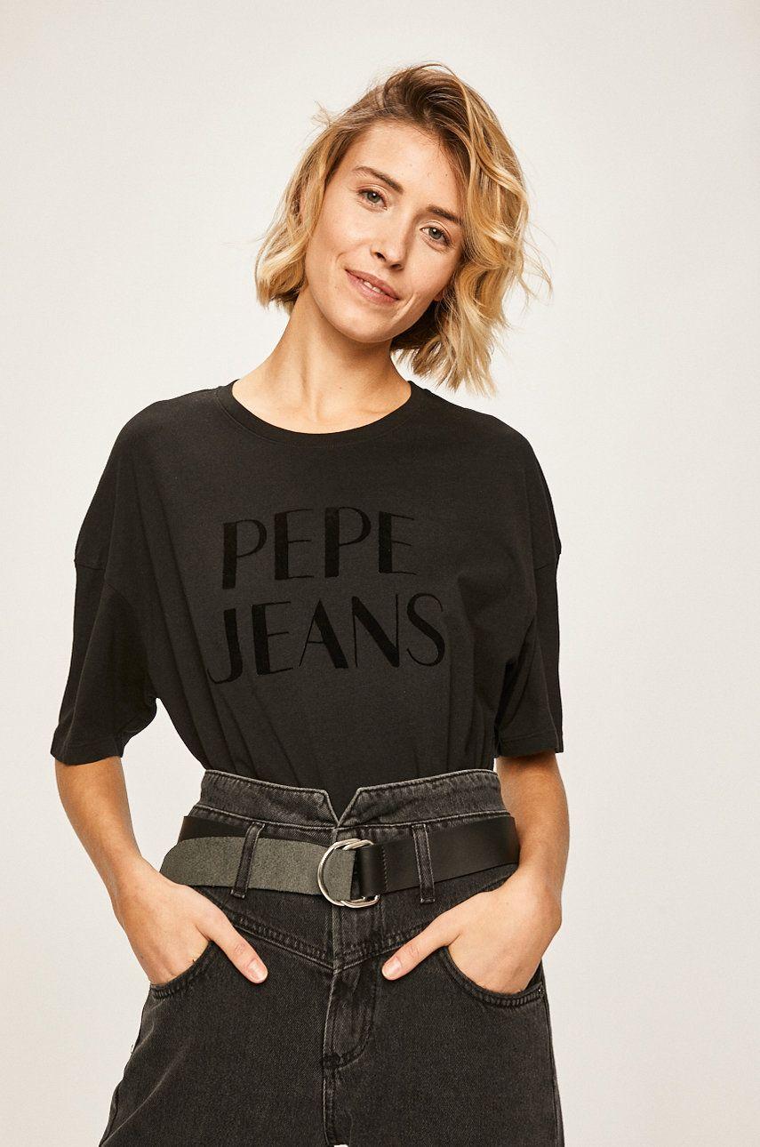 Pepe Jeans - Tricou Cherie