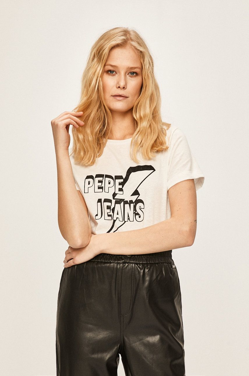 Pepe Jeans - Tricou Clover