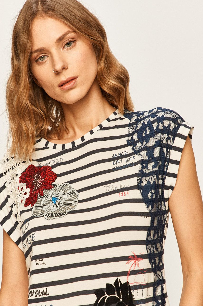 Desigual - Tricou imagine