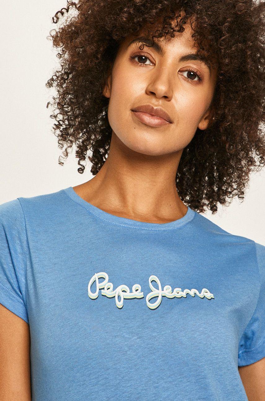 Pepe Jeans - Tricou Daisy