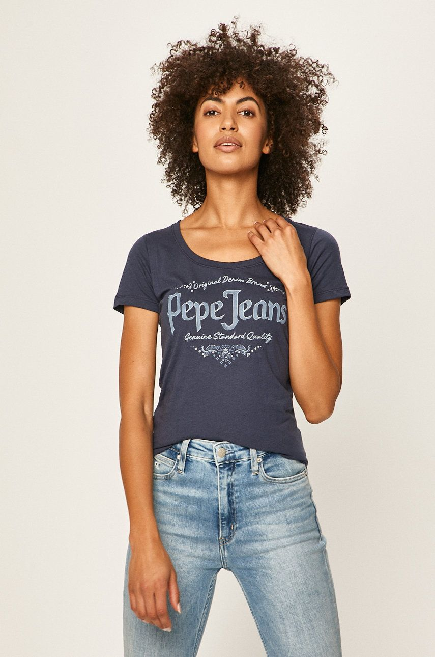 Pepe Jeans - Tricou Buffi