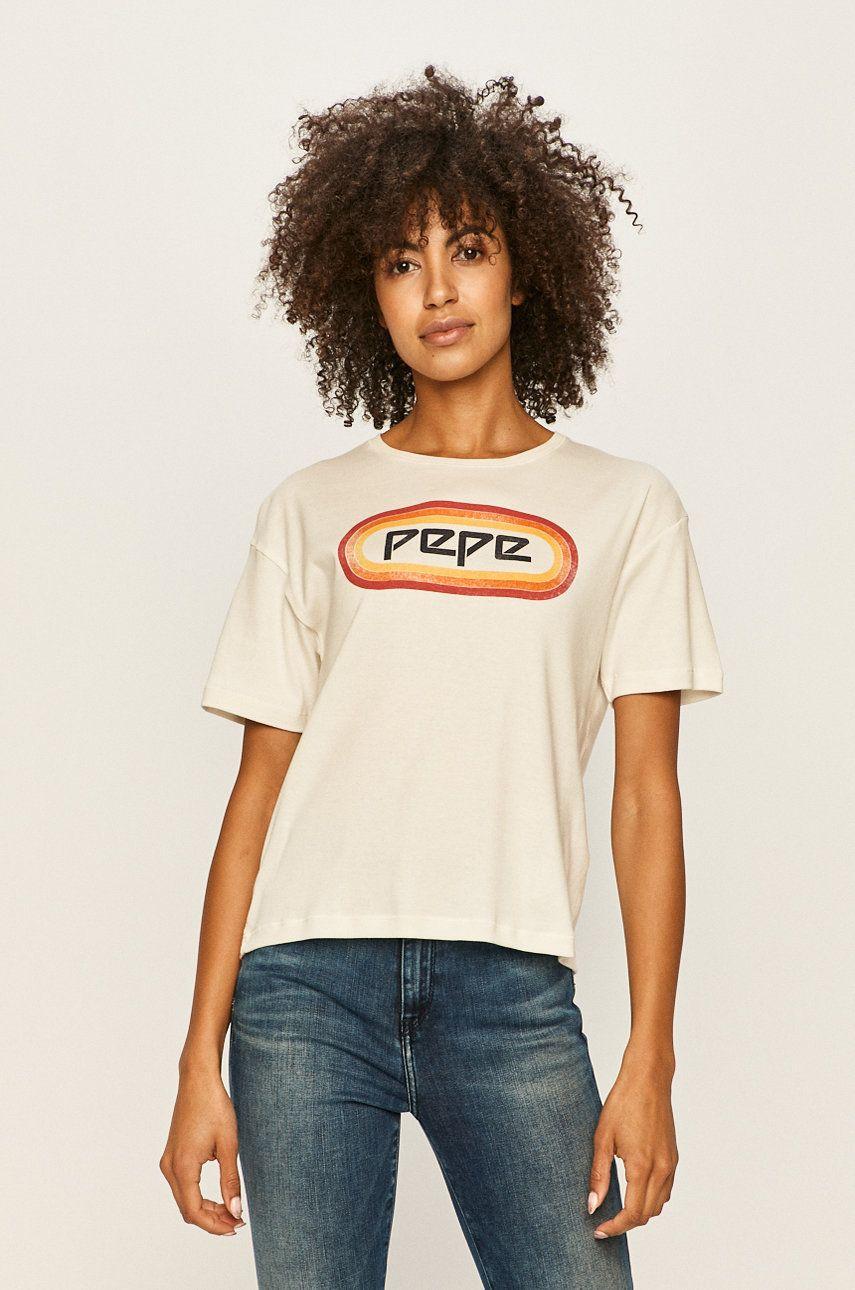 Pepe Jeans - Tricou Paula