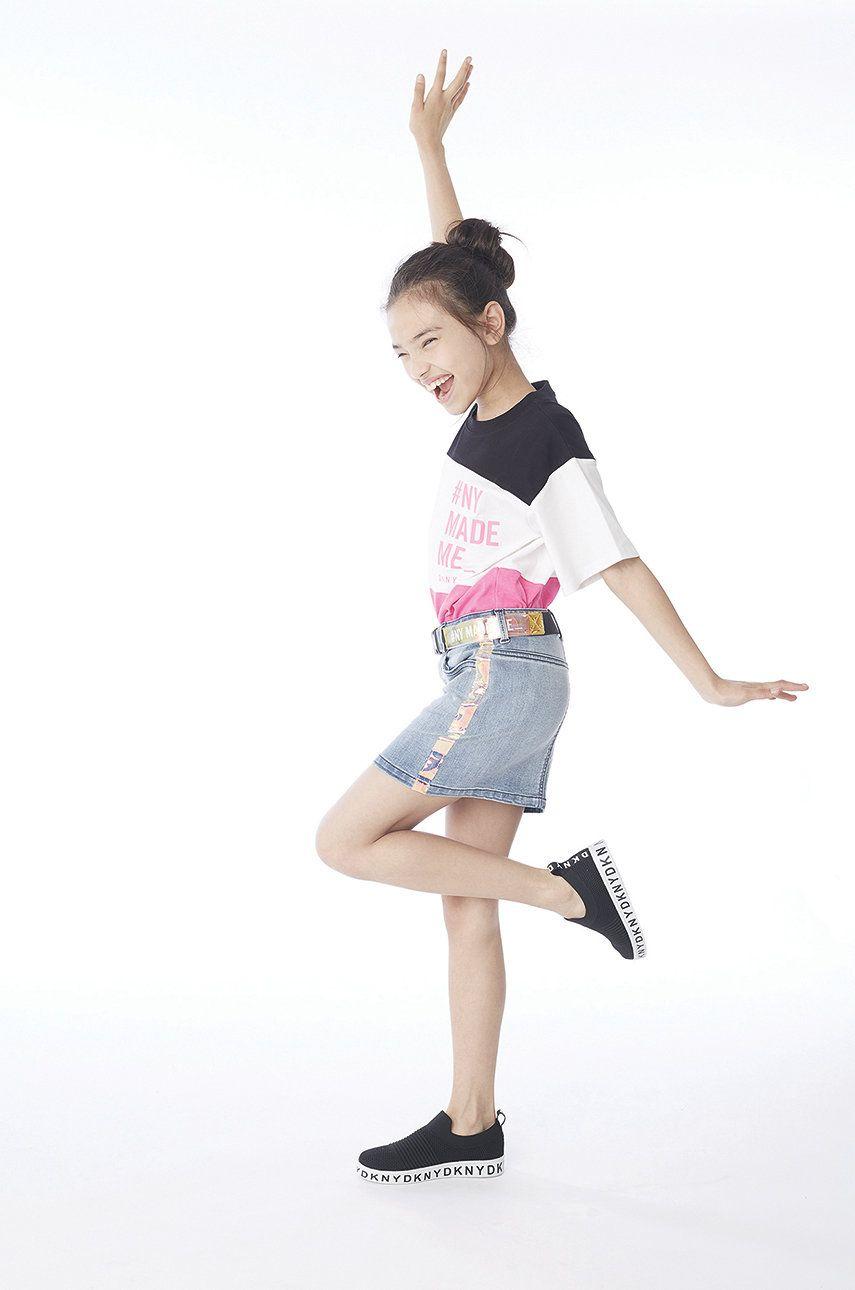 Dkny - Tricou copii 110-146 cm