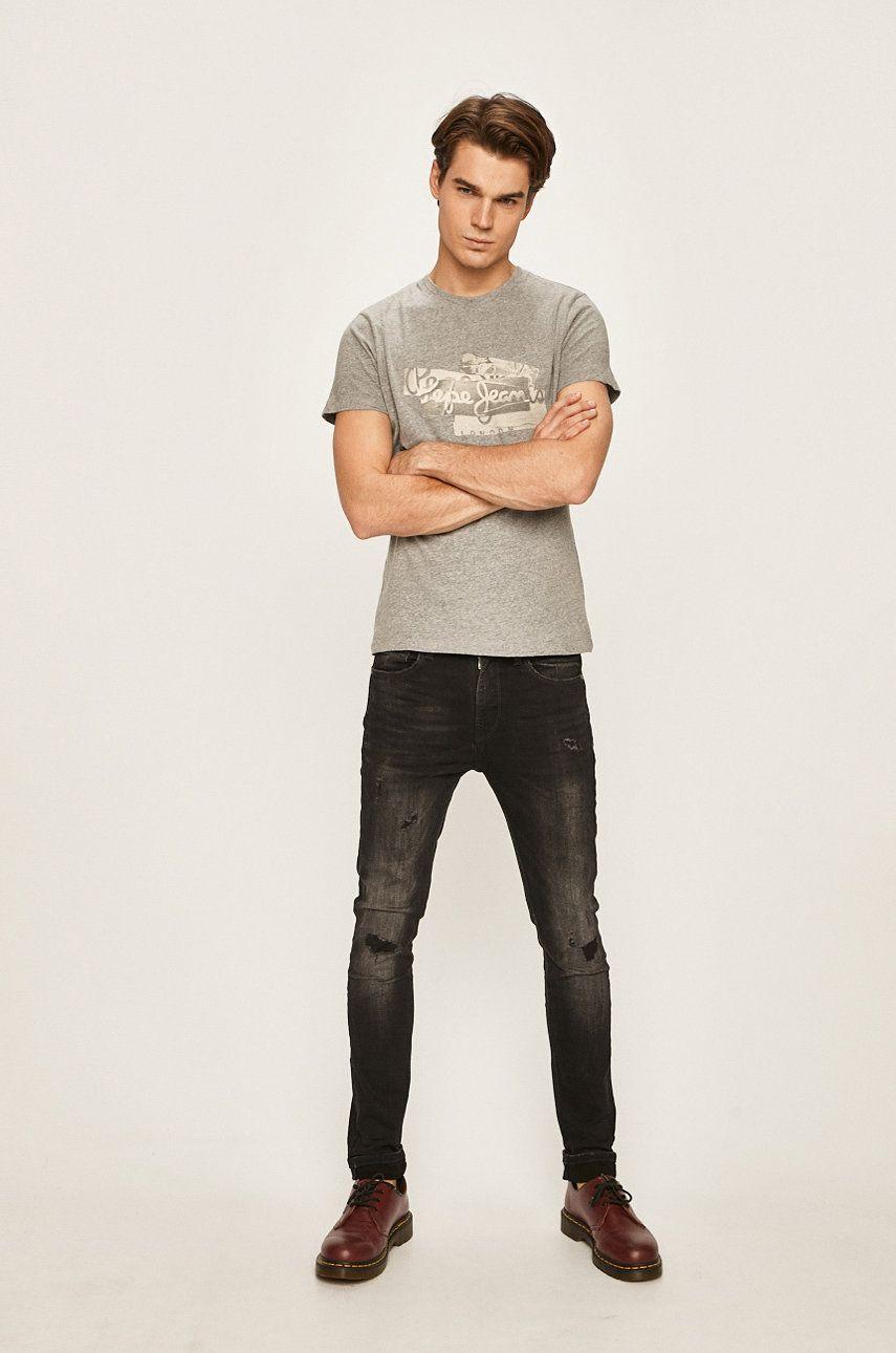 Pepe Jeans - Tricou Bobby