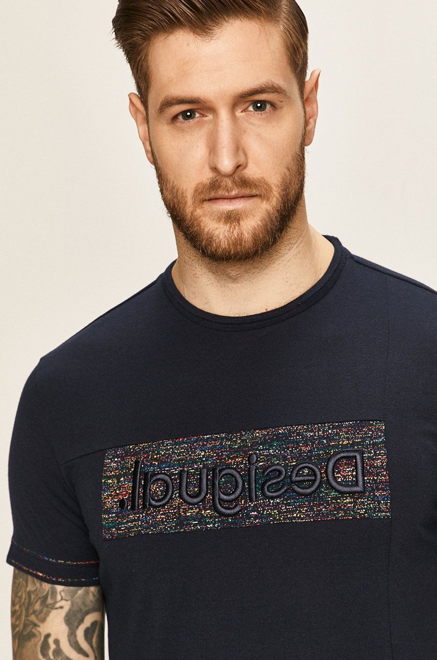 Desigual - Tricou imagine 2020