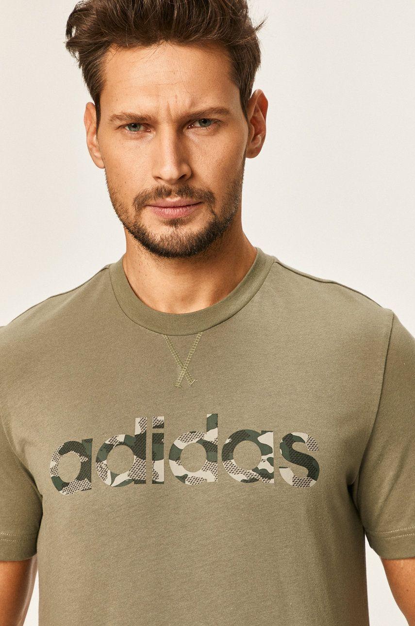 adidas - Tricou imagine answear.ro