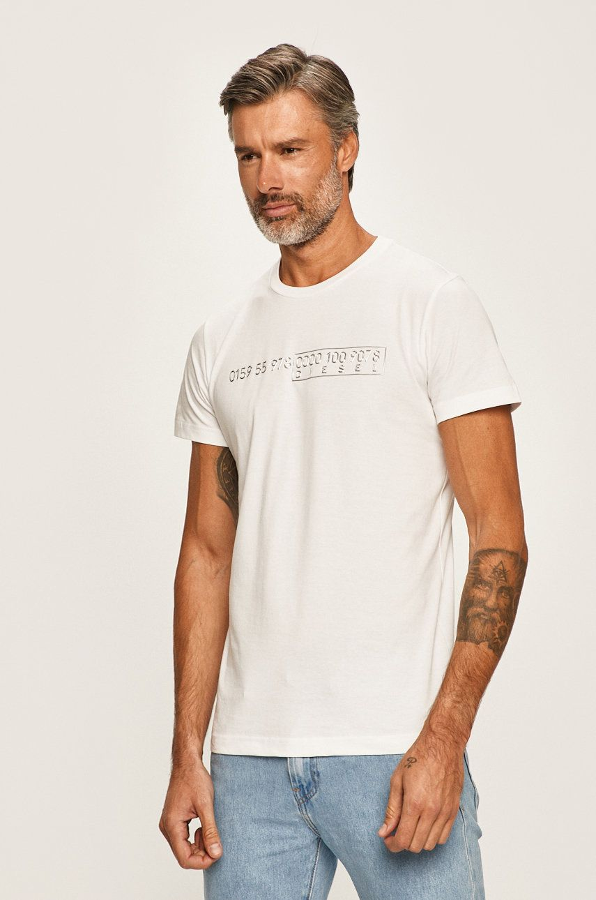 Diesel - Tricou Bărbați imagine