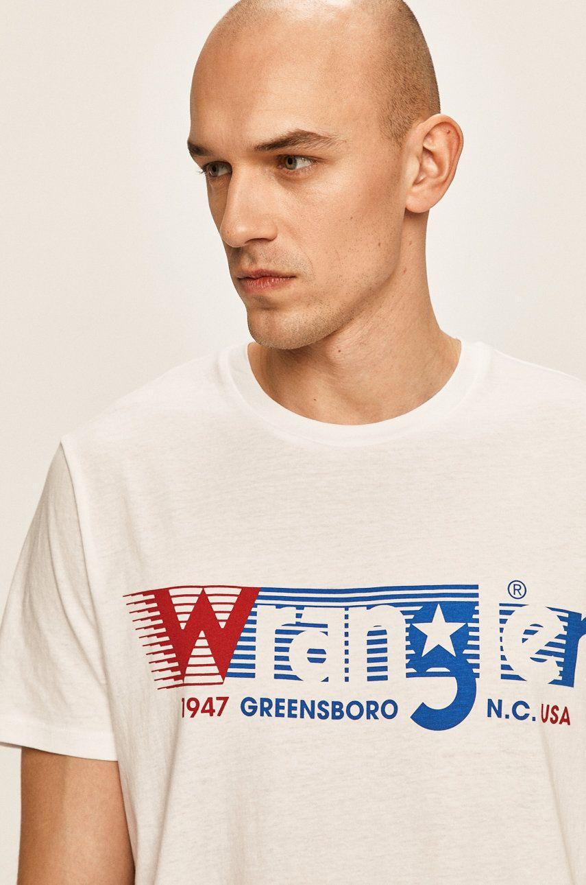 Wrangler - Tricou imagine answear.ro