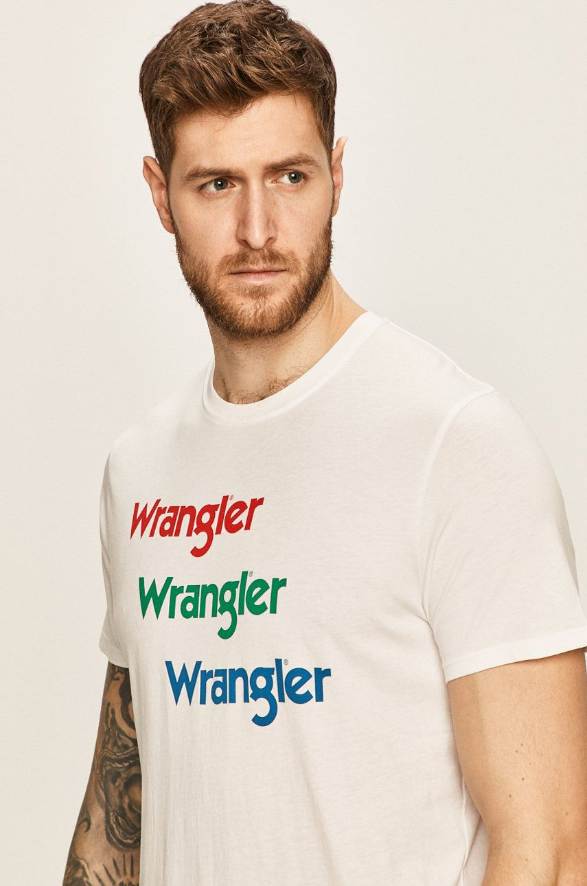 Wrangler - Tricou imagine 2020