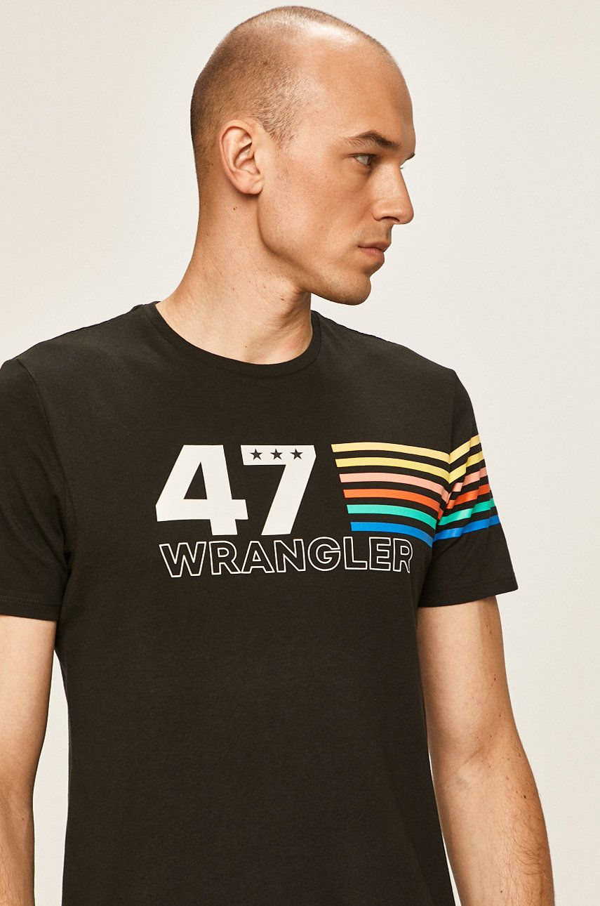 Wrangler - Tricou imagine 2020