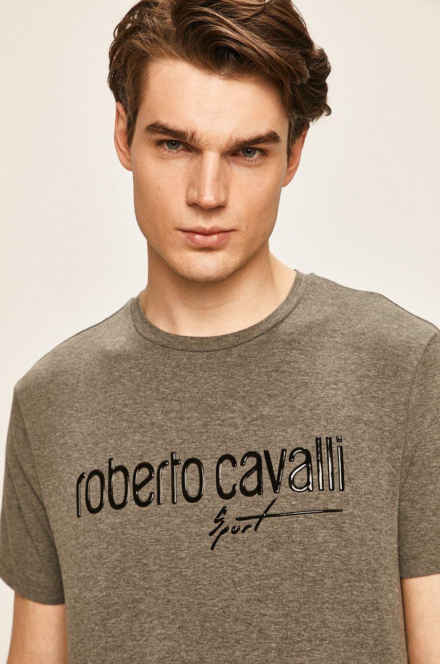 Roberto Cavalli Sport - Tricou imagine 2020