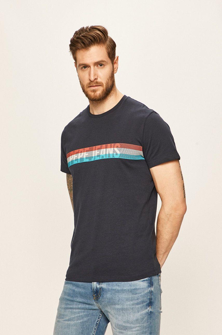 Pepe Jeans - Tricou Marke