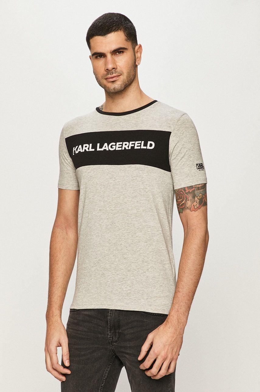 Karl Lagerfeld - Tricou imagine