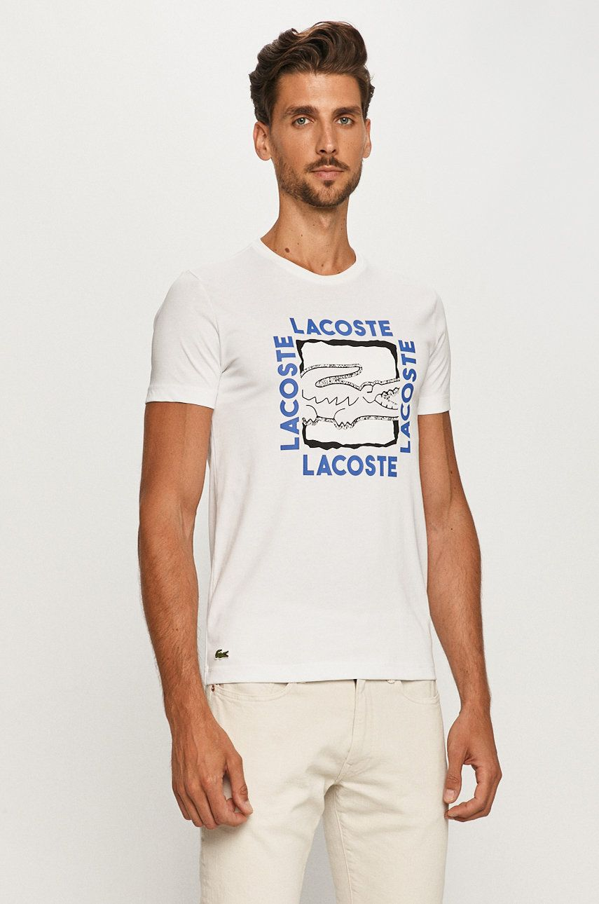 Lacoste - Tricou imagine 2020