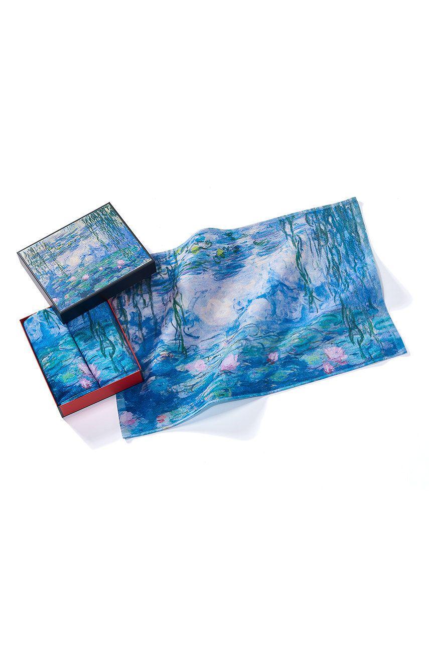 MuseARTa - Prosop Claude Monet Water Lilies (2-pack)