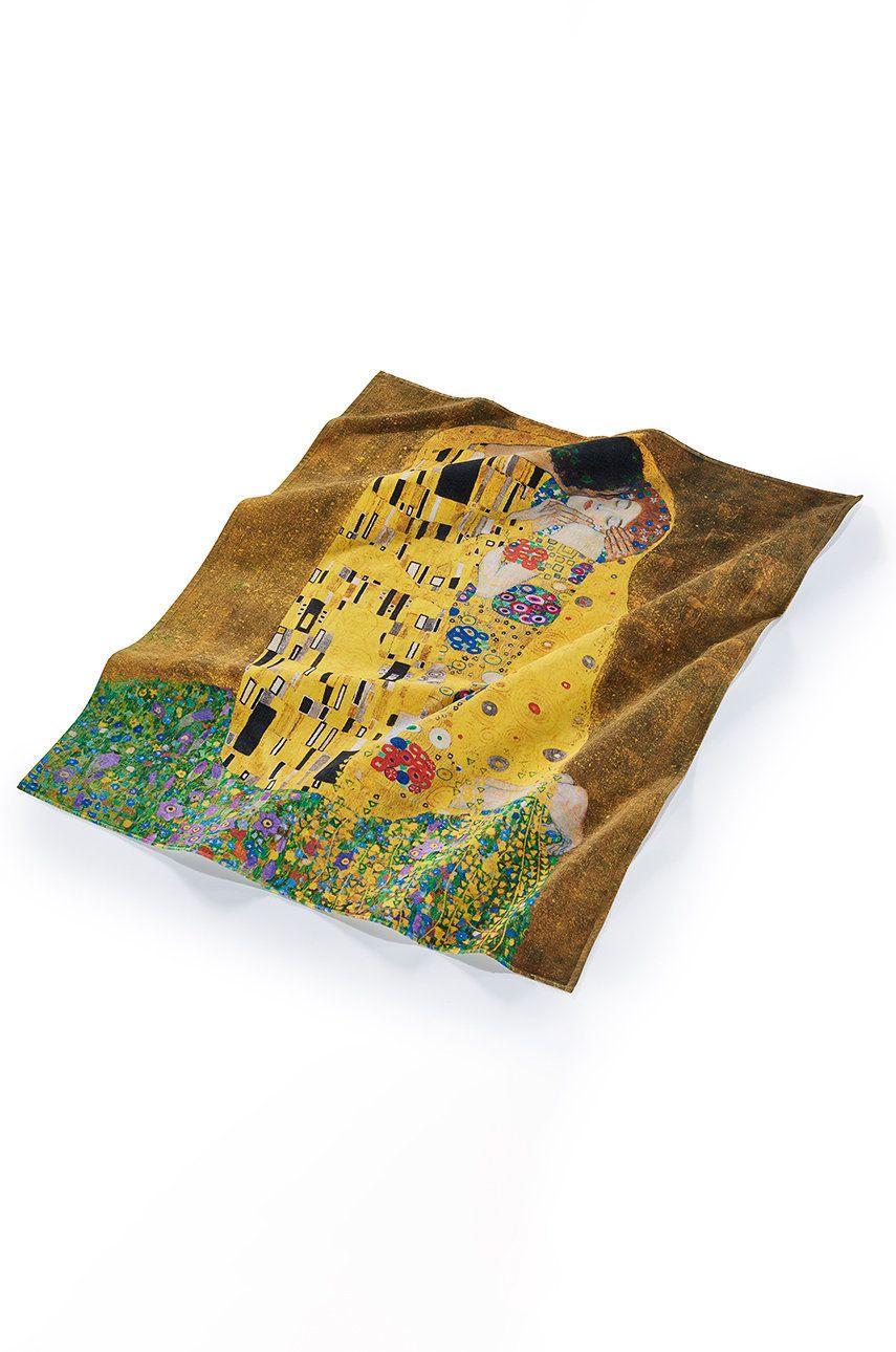 MuseARTa - Prosop Gustav Klimt The Kiss