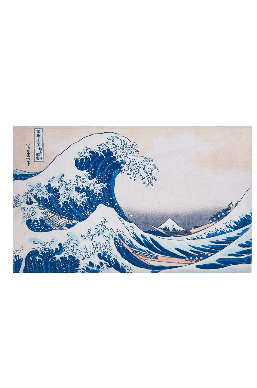 MuseARTa - Prosop Katsushika Hokusai - Great Wave