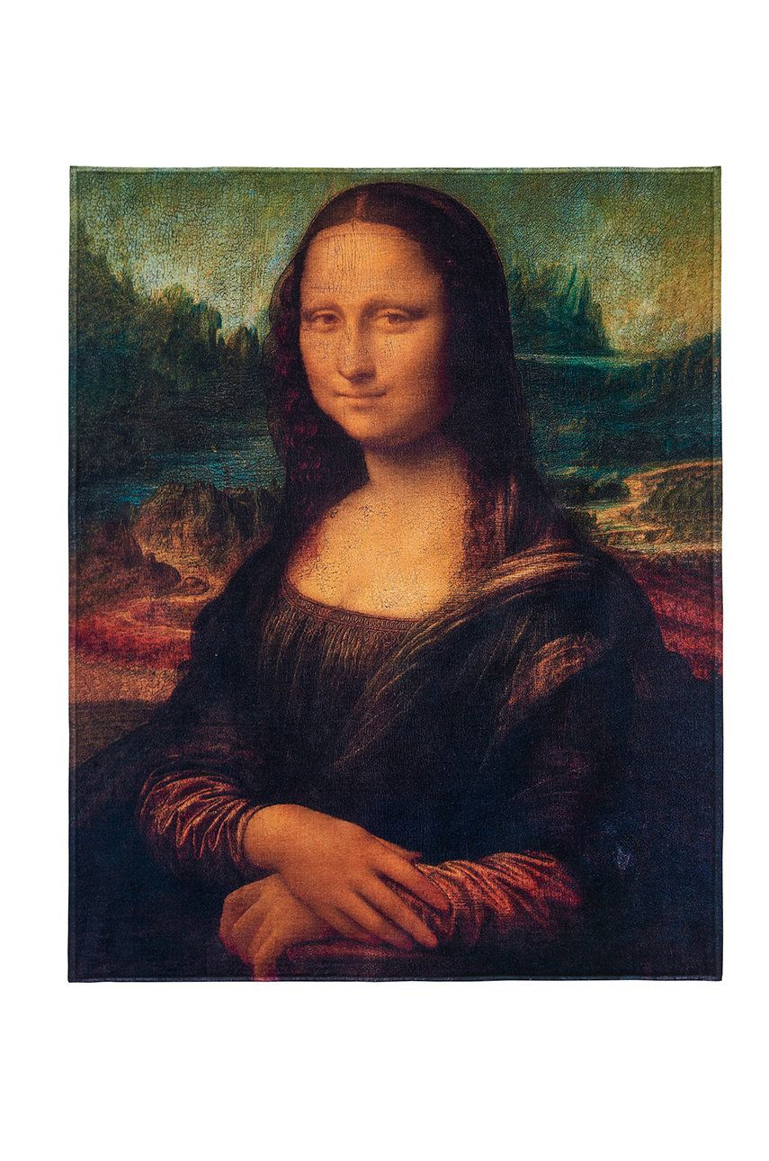 MuseARTa - Prosop Leonardo da Vinci - Mona Lisa