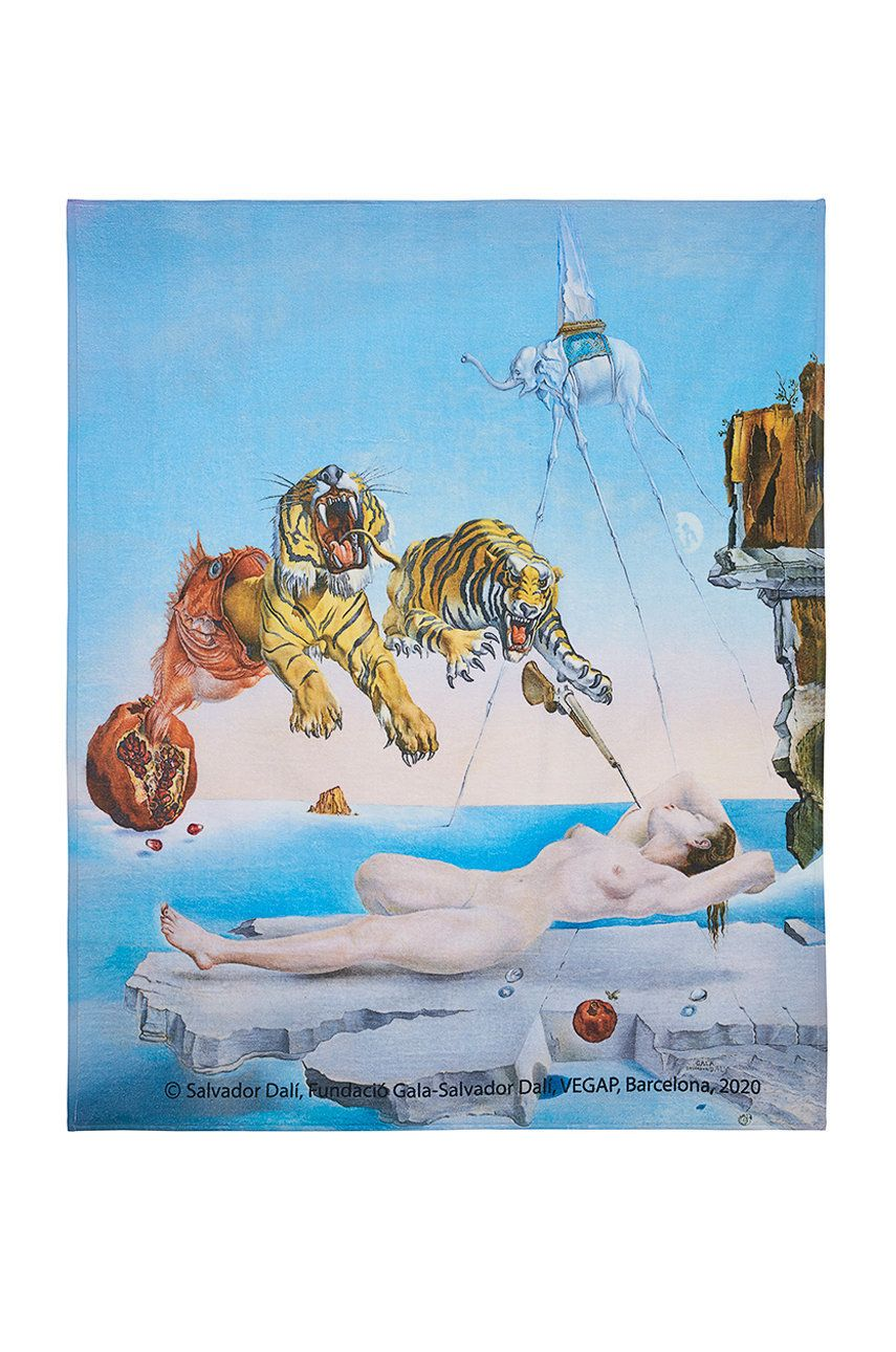 MuseARTa - Prosop Salvador Dali Dream Caused by the Flight of a Bee Around a Pomegranate a Second before Awakening