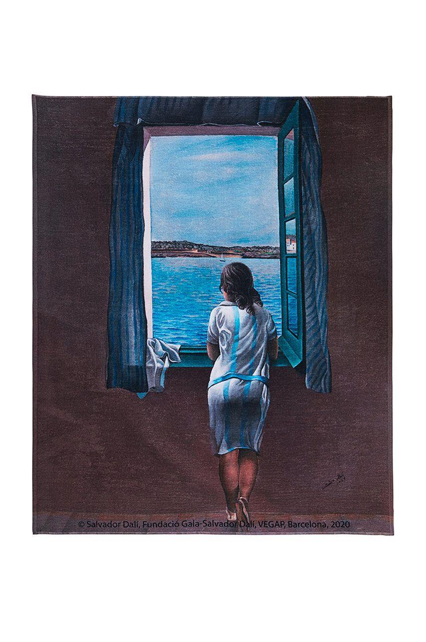 MuseARTa - Prosop Salvador Dali Figure at the Window